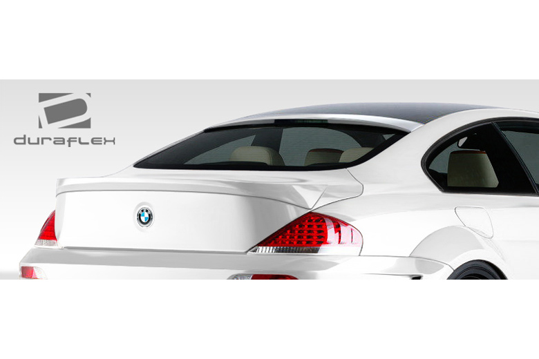 2004 BMW 6-Series Duraflex LM-S Spoiler