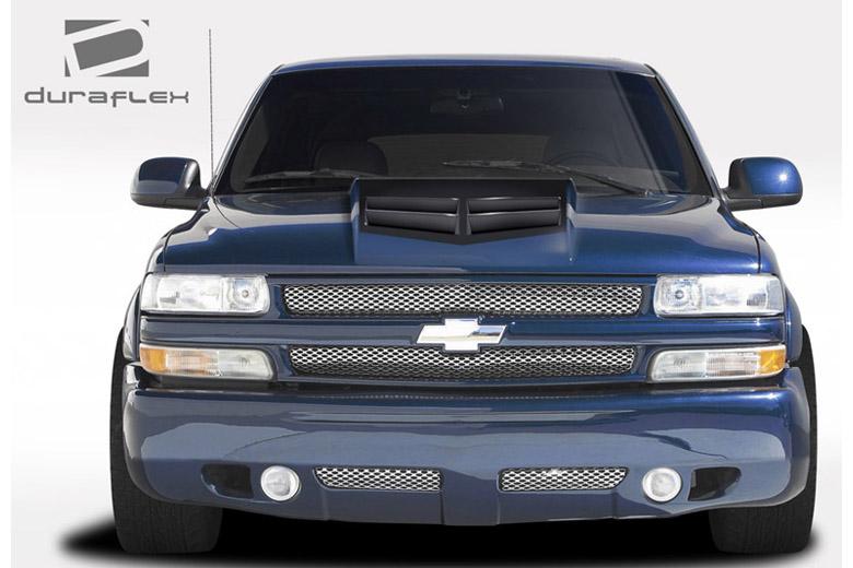 2000 Chevrolet Silverado Duraflex ZL1 Look Hood