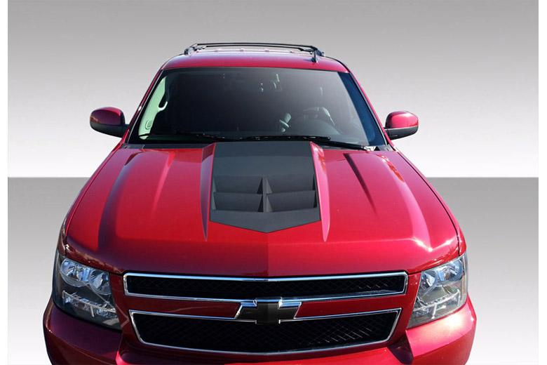 2010 Chevrolet Suburban Duraflex ZL1 Look Hood