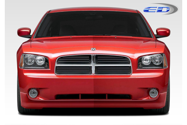 2005 Dodge Charger Extreme Dimensions Diablo Front Lip (Add On)
