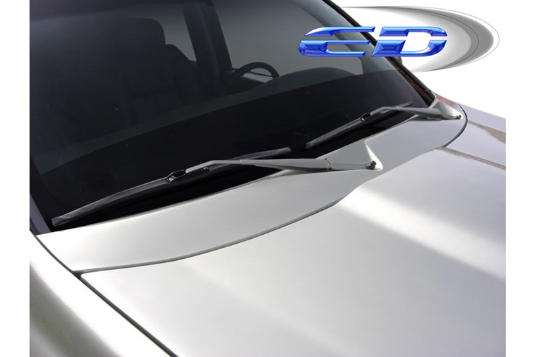 2003 Chevrolet Sierra Extreme Dimensions Diablo Wiper Cowl