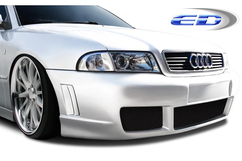 1996 Audi A4 Extreme Dimensions R-1 Bumper (Front)
