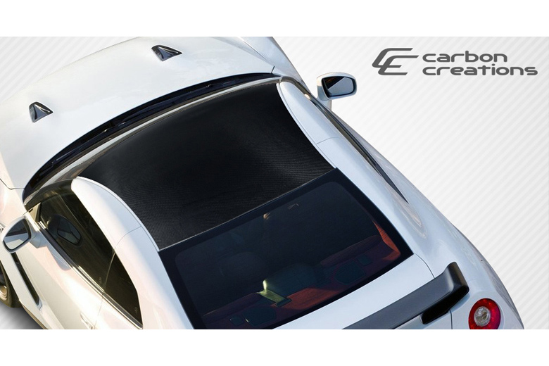 2013 Nissan GTR Carbon Creations Roof