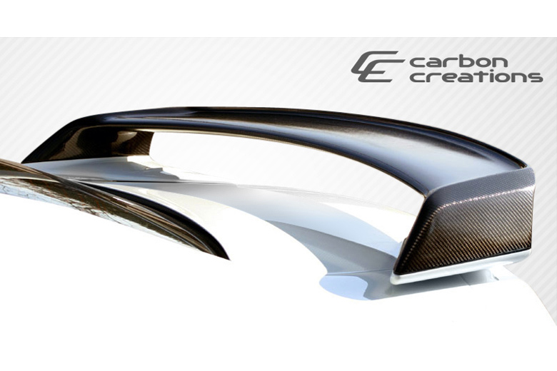 2013 Nissan GTR Carbon Creations Eros Version 1 Spoiler