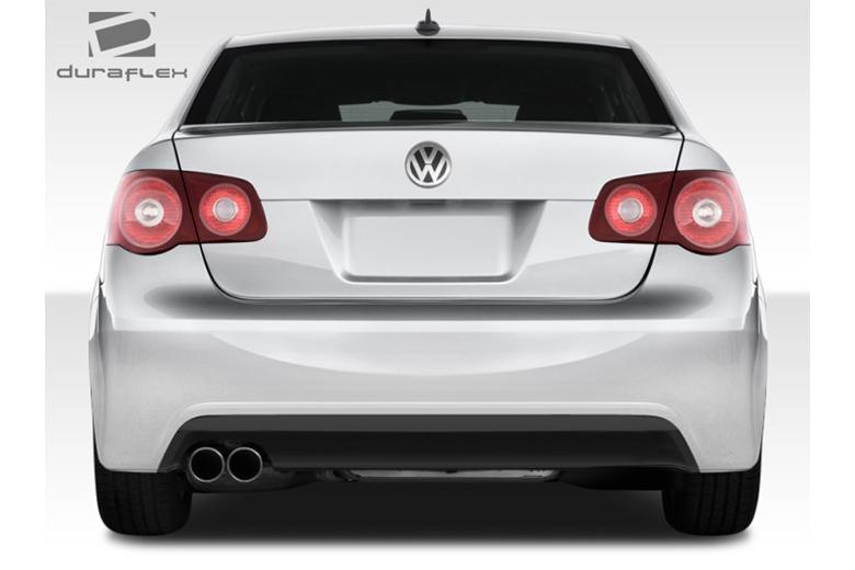 2010 Volkswagen Jetta Duraflex R Look Bumper (Rear)
