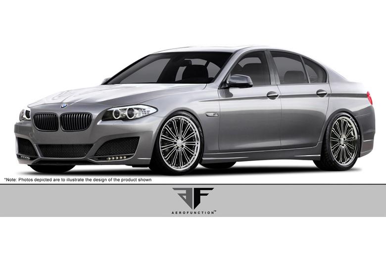 2012 BMW 5-Series Aero Function AF-3 Body Kit