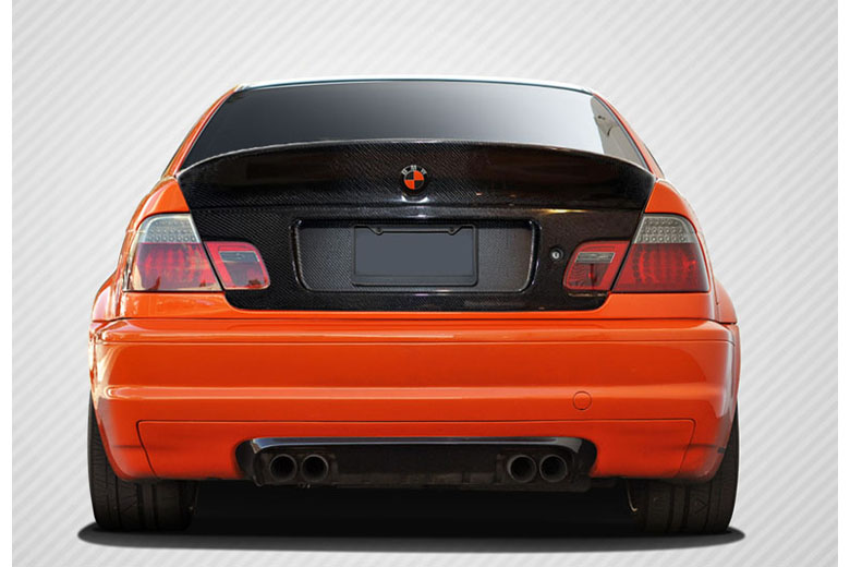 2000 BMW 3-Series Carbon Creations M-Tech Trunk / Hatch