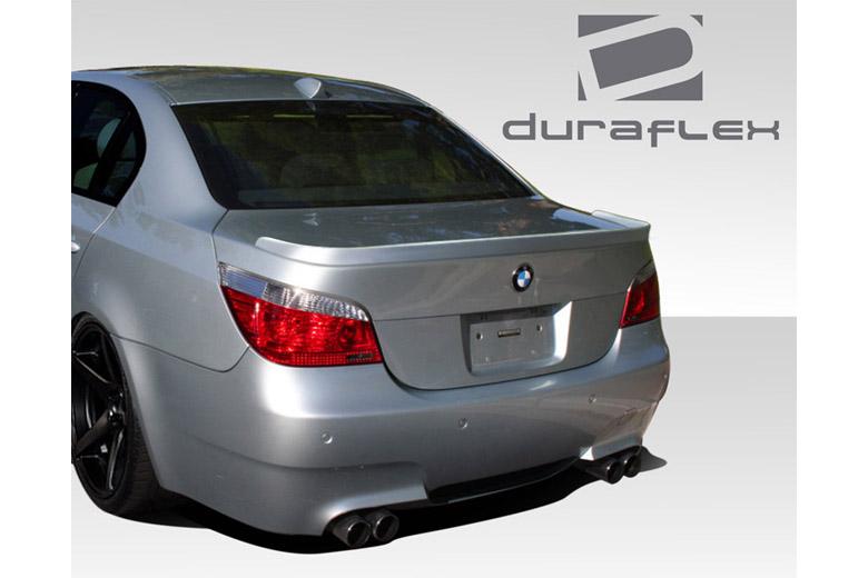 2007 BMW 5-Series Duraflex HM-S Spoiler