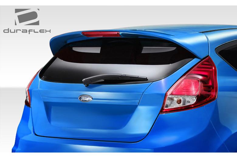 2013 Ford Fiesta Duraflex ST Look Spoiler