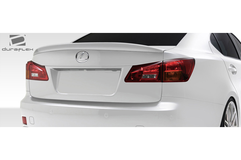 2009 Lexus IS Duraflex I-Spec Spoiler