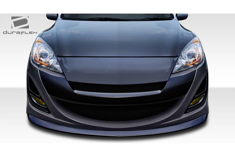 2010 Mazda Mazda 3 Duraflex X-Sport Bumper (Front)
