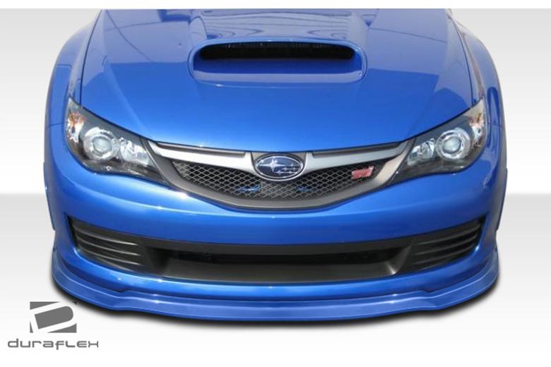 2009 Subaru Impreza Duraflex BL-K Front Lip (Add On)