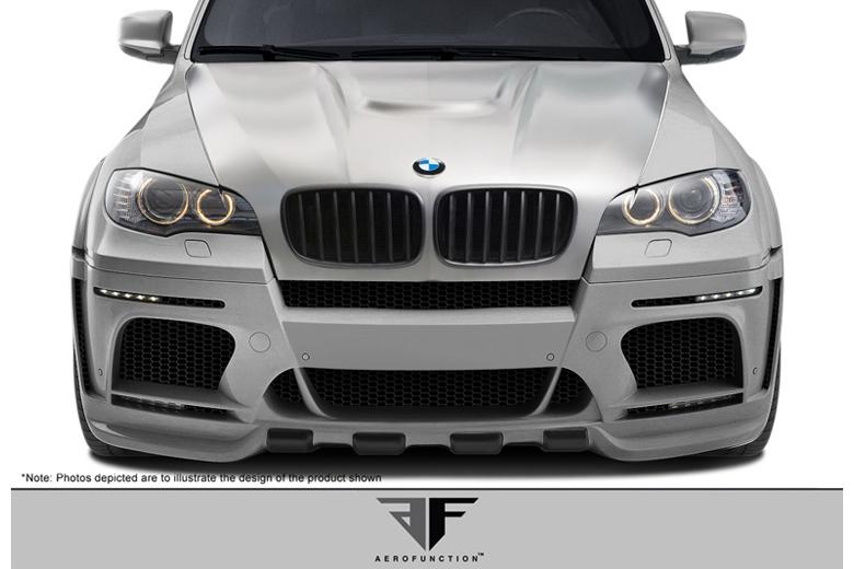 2009 BMW X6 Aero Function AF-1 Bumper (Front)