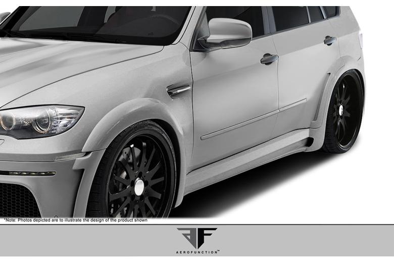 2013 BMW X5 Aero Function AF-1 Fender