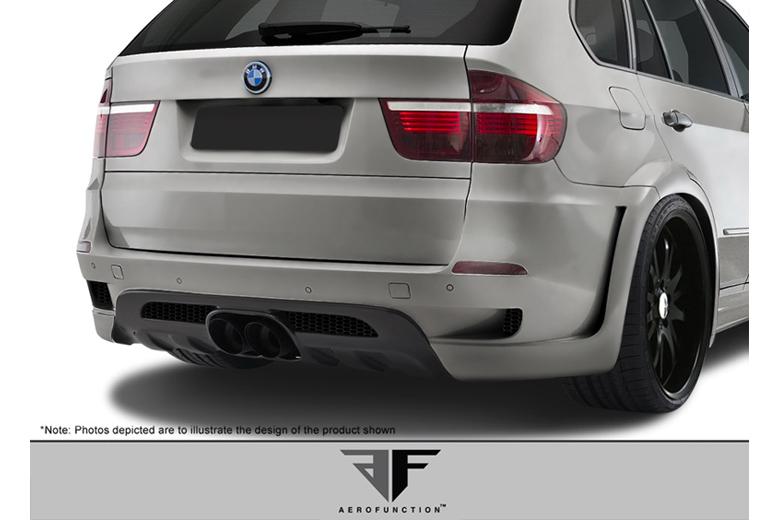 2013 BMW X5 Aero Function AF-1 Bumper (Rear)