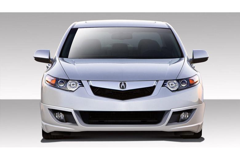 2010 Acura TSX Duraflex Type M Front Lip (Add On)
