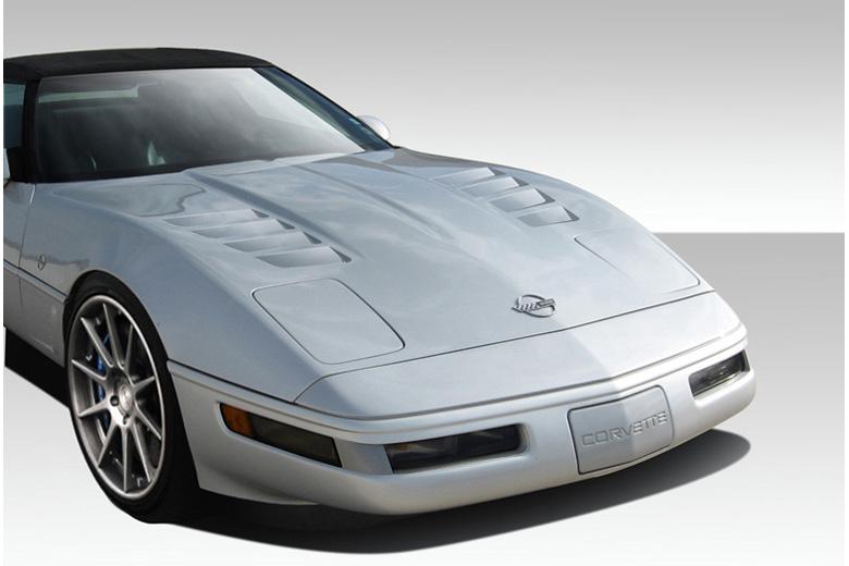 1984 Chevrolet Corvette Duraflex GT Concept Hood