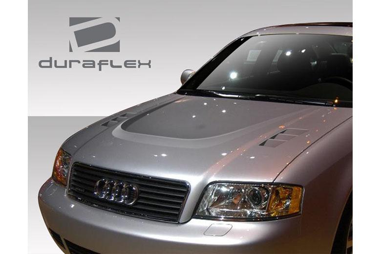2002 Audi A6 Duraflex CT-R Hood
