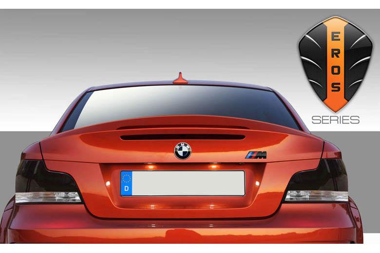2010 BMW 1-Series Duraflex Eros Version 1 Spoiler