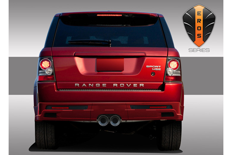 2012 Land Rover Range Rover Duraflex Eros Version 1 Rear Lip (Add On)