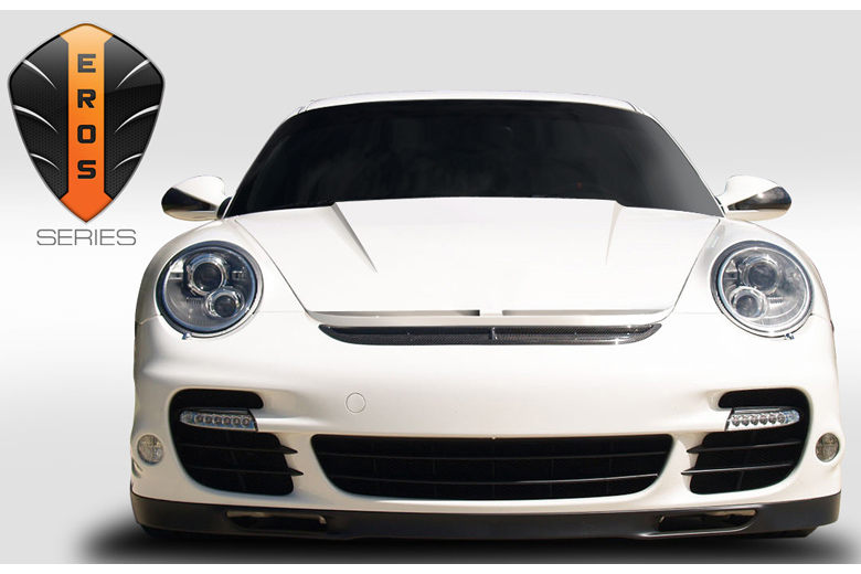 2013 Porsche Cayman Duraflex Eros Version 2 Hood