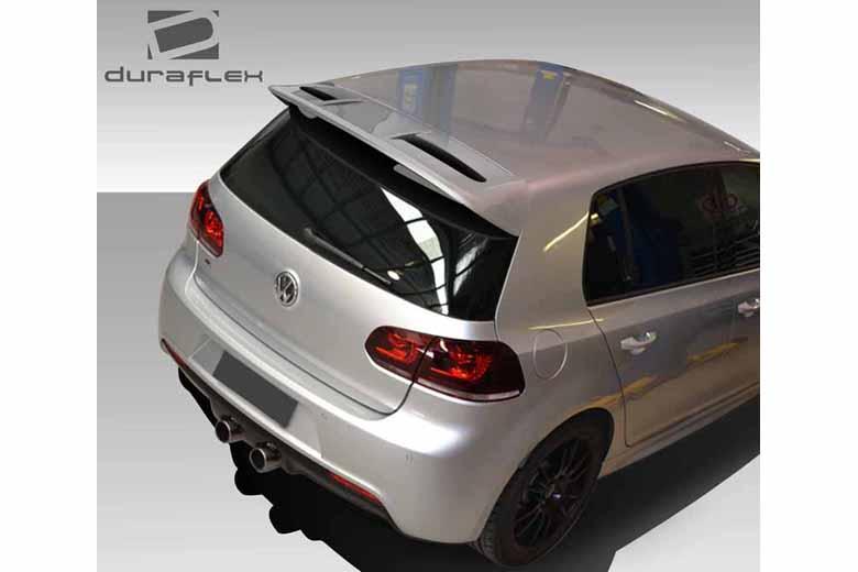 2012 Volkswagen Golf Duraflex ST-R Spoiler