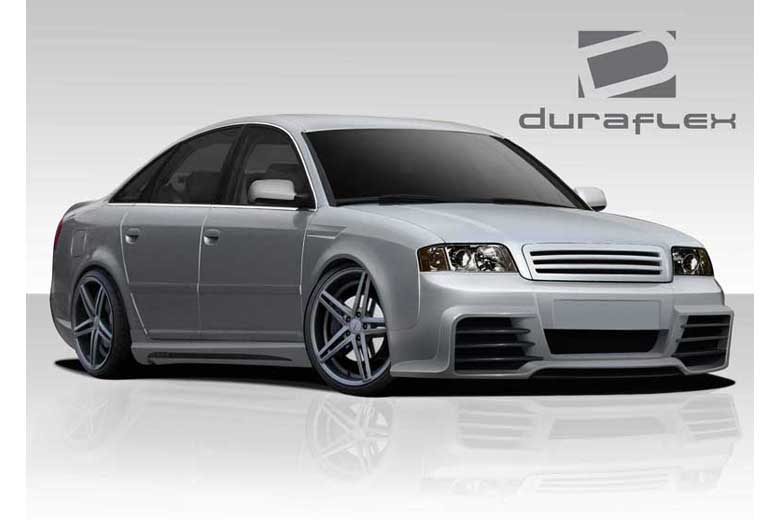 2002 Audi S6 Duraflex CT-R Body Kit