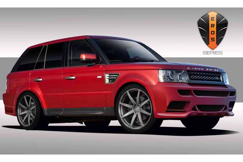 2014 Land Rover Range Rover Sport Duraflex Eros Version 1 Body Kit