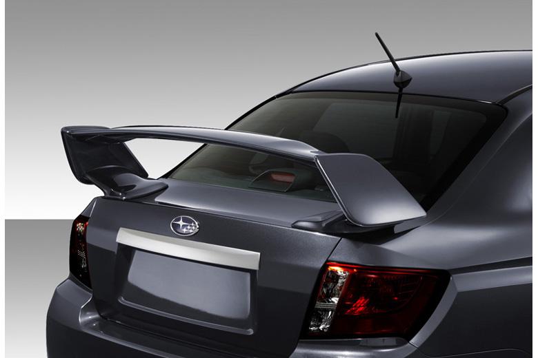 2013 Subaru Impreza Duraflex STI Look Spoiler