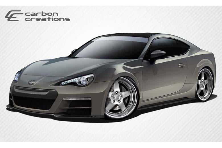 2013 Subaru BRZ Carbon Creations 86-R Body Kit