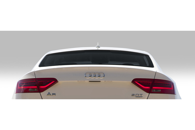 2009 Audi A5 Duraflex CR-C Spoiler