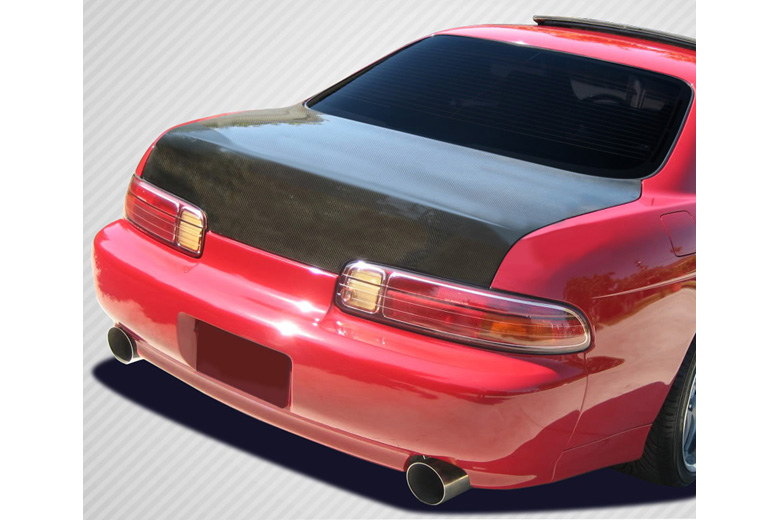 1995 Lexus SC Carbon Creations Trunk / Hatch