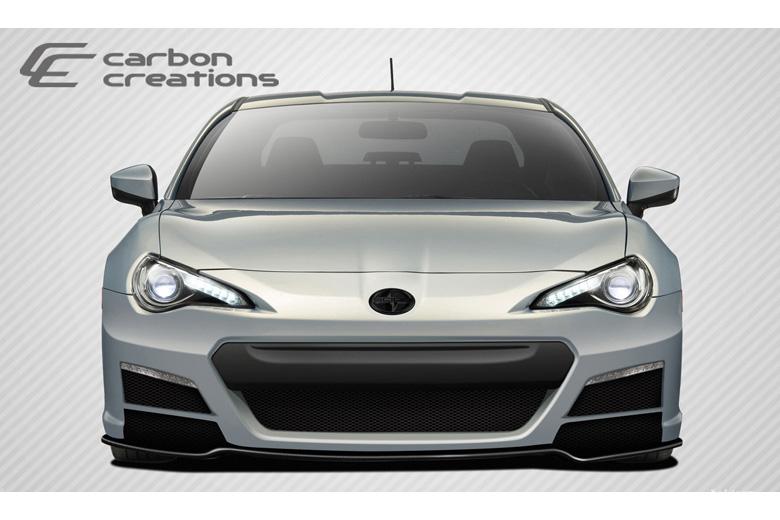2013 Subaru BRZ Carbon Creations 86-R Bumper (Front)