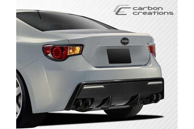 2013 Subaru BRZ Carbon Creations 86-R Bumper (Rear)