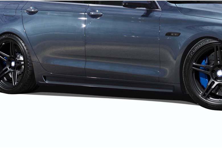 2012 BMW 5-Series Aero Function AF-1 Sideskirts