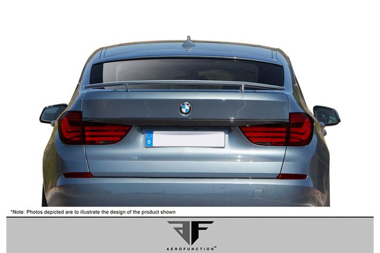 2012 BMW 5-Series Aero Function AF-1 Spoiler