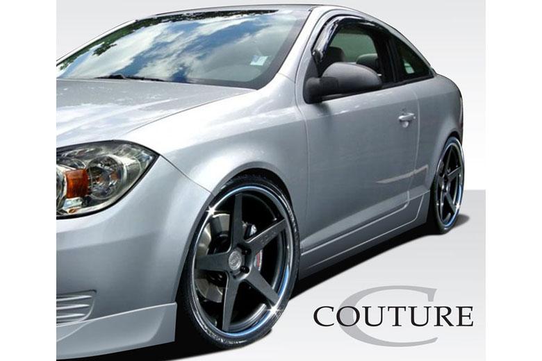 2010 Chevrolet Cobalt Couture Vortex Sideskirts