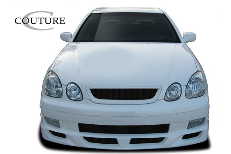 2000 Lexus GS Couture Vortex Front Lip (Add On)