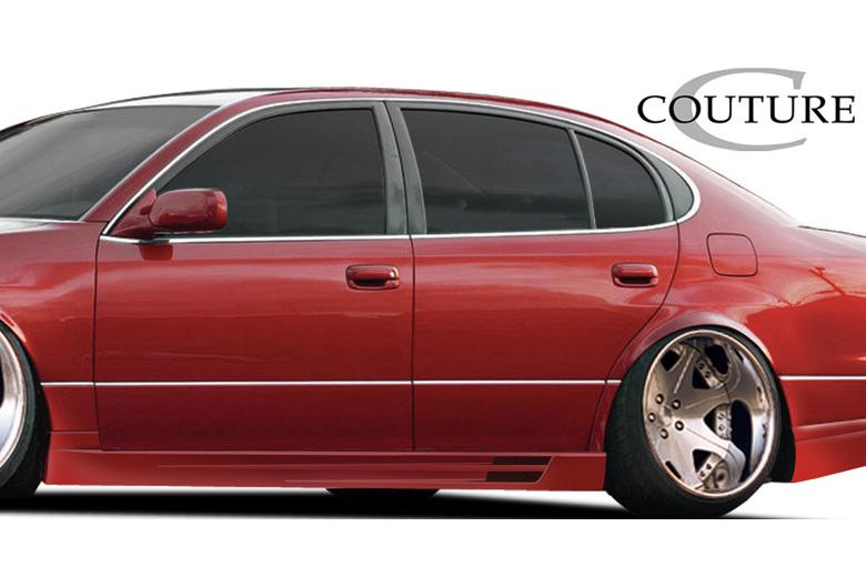 2000 Lexus GS Couture Vortex Sideskirts