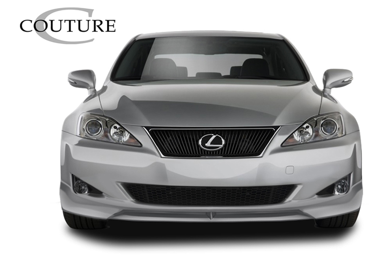 2007 Lexus IS Couture Vortex Front Lip (Add On)