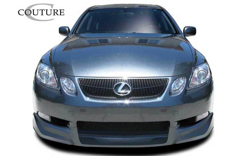 2007 Lexus GS Couture Vortex Front Lip (Add On)