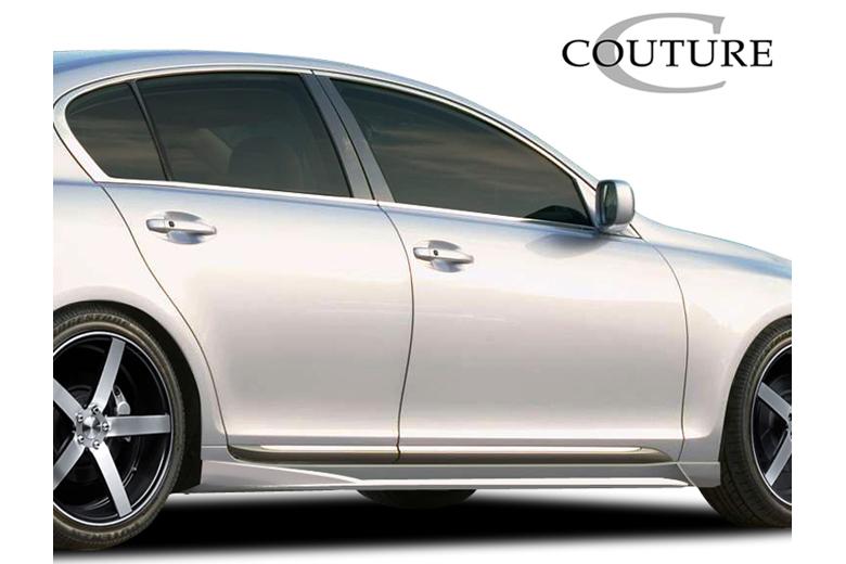 2008 Lexus GS Couture Vortex Sideskirts