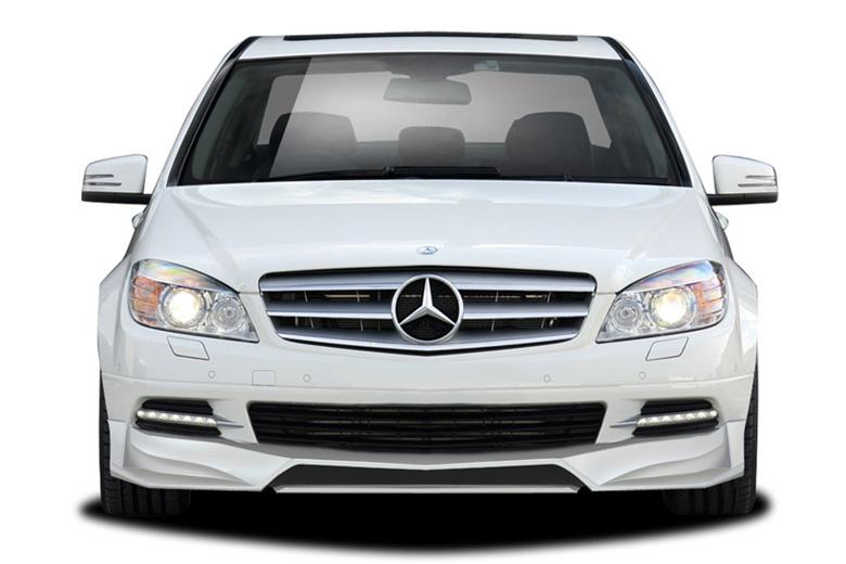 2010 Mercedes C-Class Couture Vortex Front Lip (Add On)