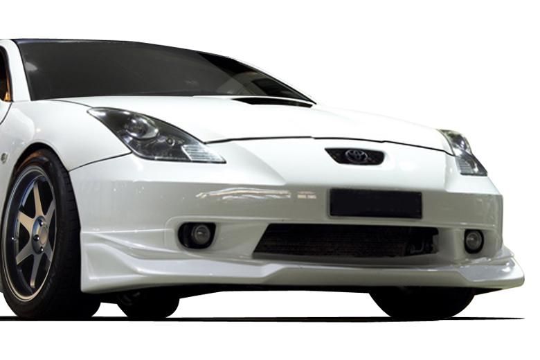 2002 Toyota Celica Couture Vortex Front Lip (Add On)