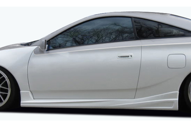 2000 Toyota Celica Couture Vortex Sideskirts