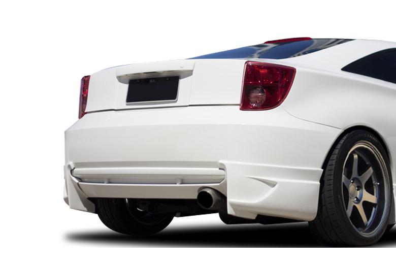 2002 Toyota Celica Couture Vortex Rear Lip (Add On)