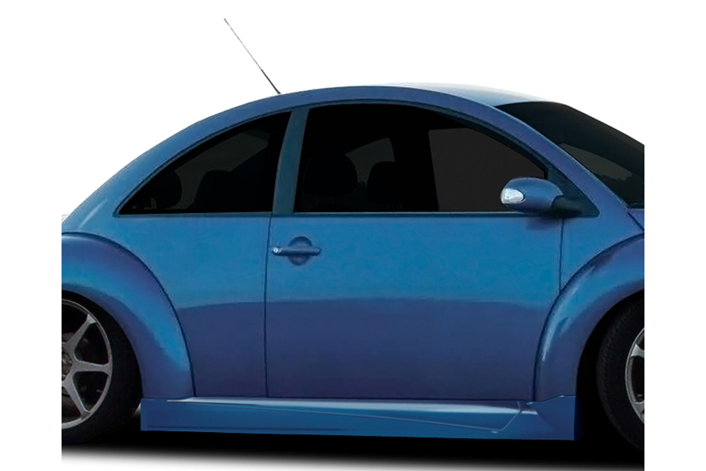 2004 Volkswagen Beetle Couture Vortex Sideskirts