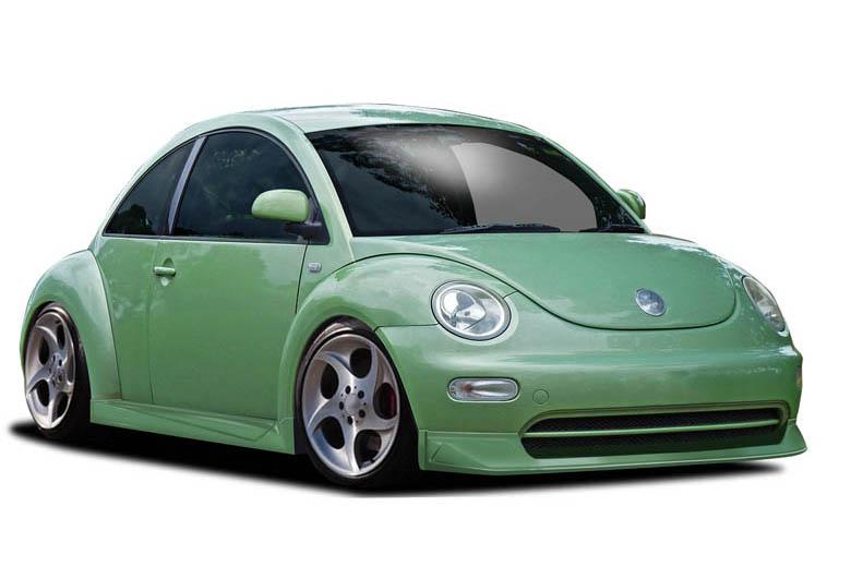 2004 Volkswagen Beetle Couture Vortex Body Kit