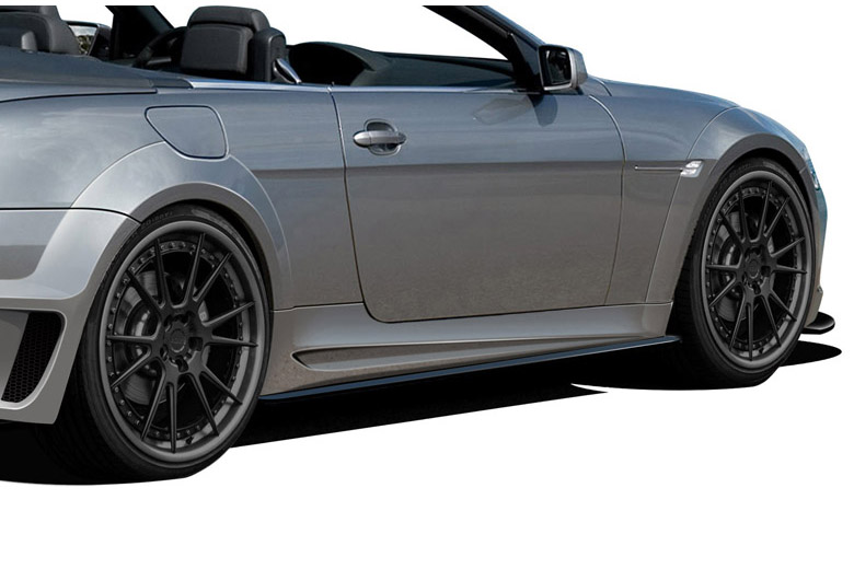 2010 BMW 6-Series Aero Function AF-2 Sideskirts