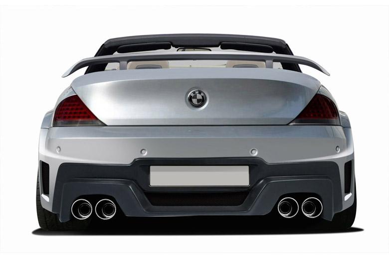 2010 BMW 6-Series Aero Function AF-2 Bumper (Rear)